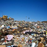 Landfills that collect greenhouse gases are best for the environment.