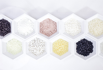 Plastic Samples at Polymer Solutions, Inc.