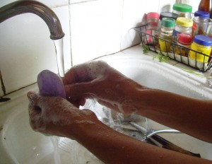 hand soap