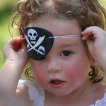 Pirate Riley. Aaarrhh Me Hearties!