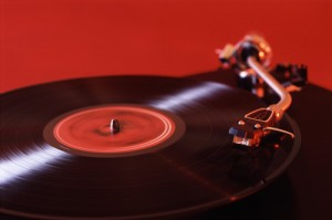 A new technology allows 33 rpm records to be 3-D printed.