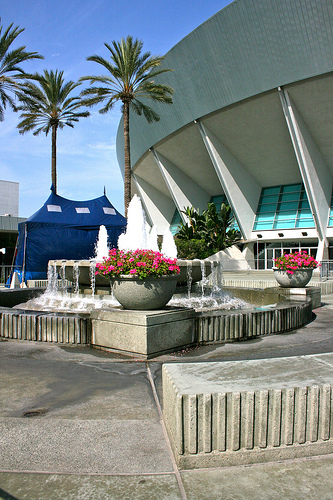 The Spring 2011 American Chemical Society National Meeting & Exposition is going on in Anaheim, CA
