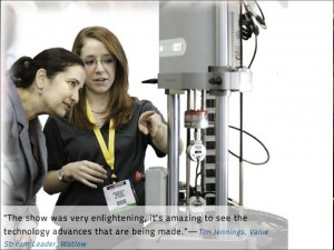 New medical device technologies will be on display at the MD&M West conference.