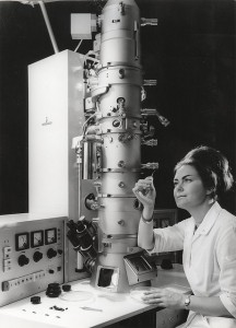 Electron microscopy was invented in the early 1930s and has undergone evolution and refinement ever since.