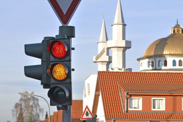 Why are Stoplights Red?