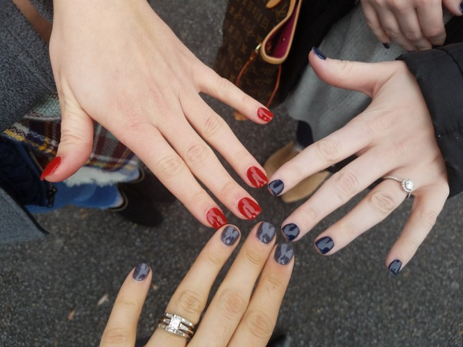 The Science Behind a Great Manicure